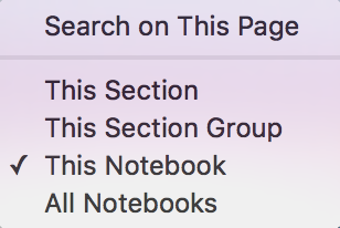 Search on This Page This Section This Section Group 孑 This Notebook All Notebooks